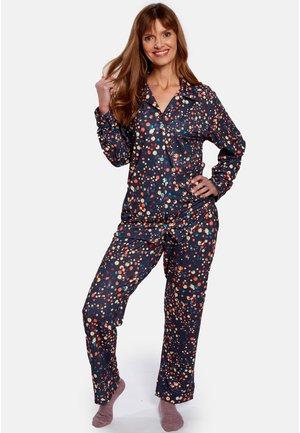 SET - Pyžamo - colourful dots