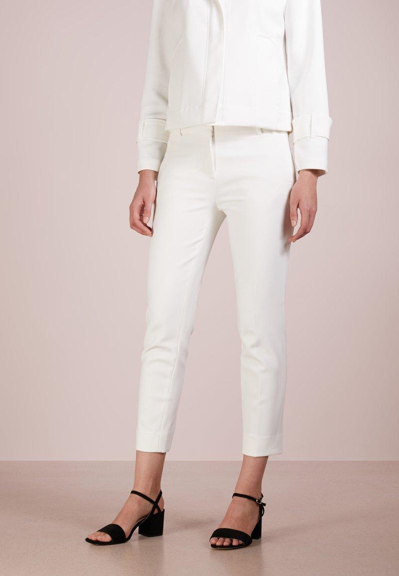 J.CREW - CAMERON PANT  - Trousers - ivory