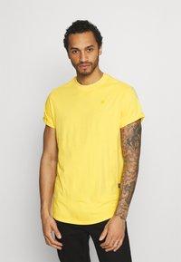 G-Star - LASH  - Basic T-shirt - yellow - 0