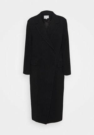 ANISSA LONG - Classic coat - black