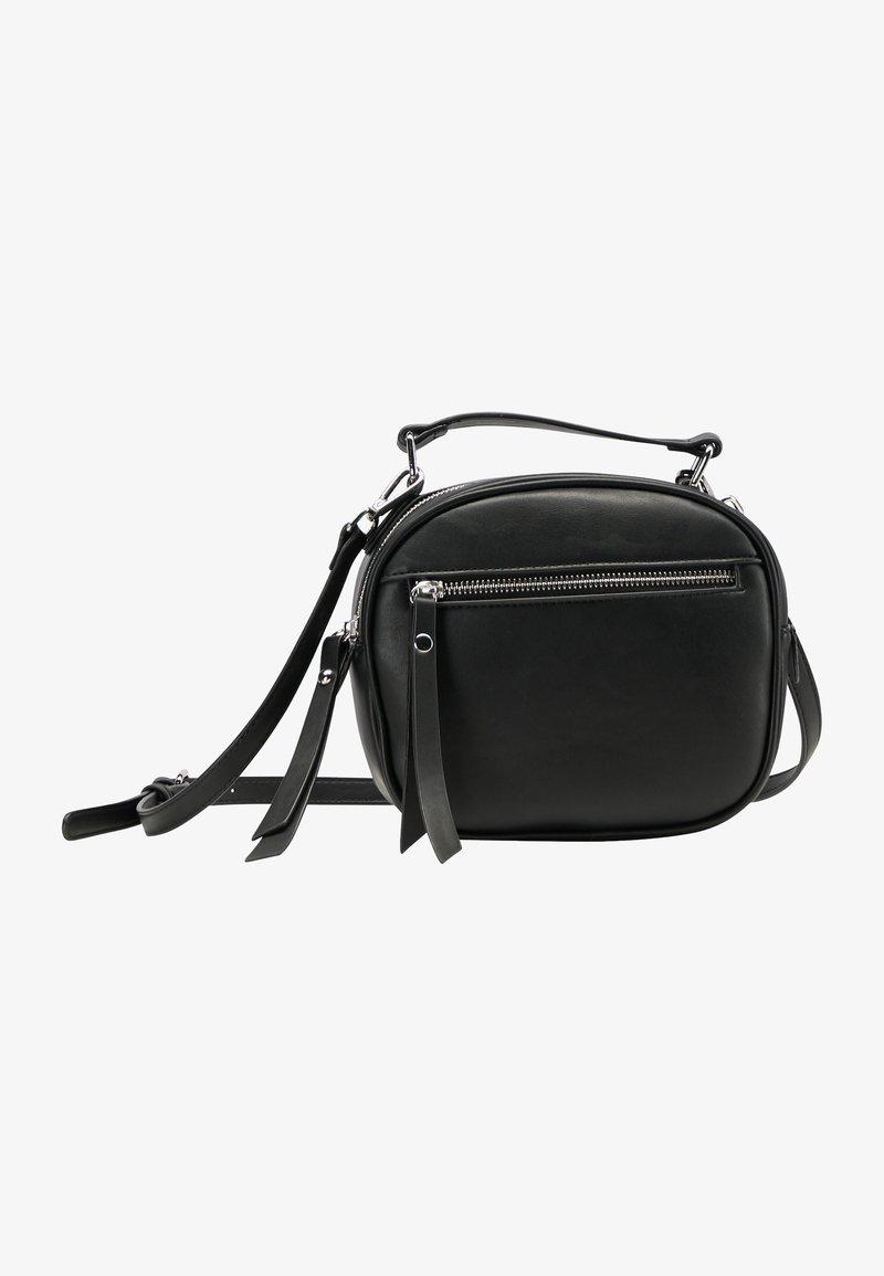usha - Across body bag - schwarz