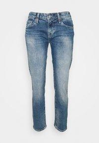 AG Jeans - EX BOYFRIEND - Slim fit -farkut - blue denim - 4