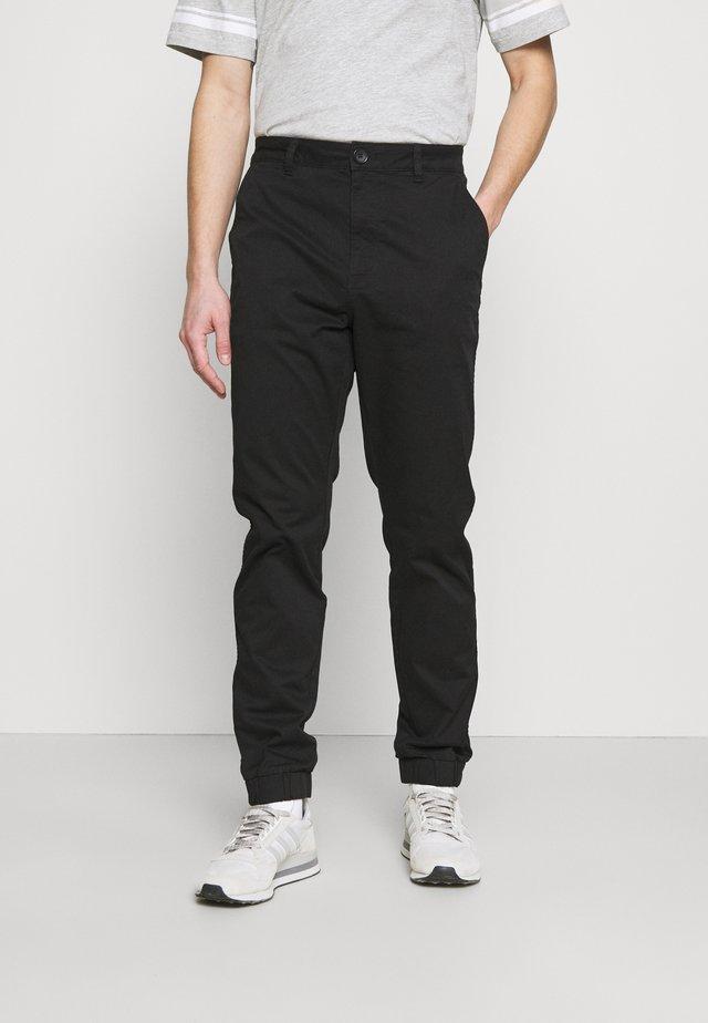 ONSCAM AGED CUFF - Kalhoty - black
