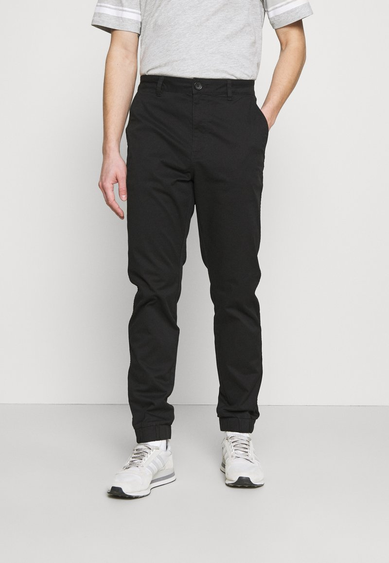 Only & Sons - ONSCAM AGED CUFF - Broek - black
