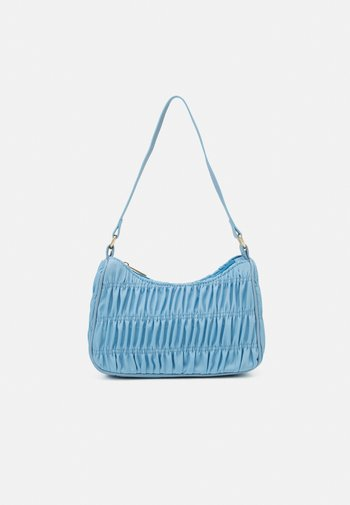 PCMILLE SHOULDER BAG - Borsa a mano - blue topaz
