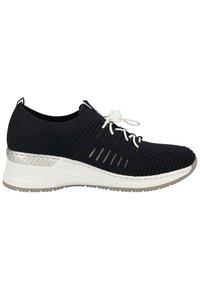 Rieker - RIEKER SNEAKER - Sneakers basse - navy/pazifik 14 - 5