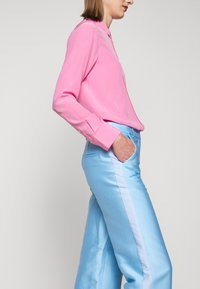 DESIGNERS REMIX - HAILEY FLARE - Trousers - sky blue - 5