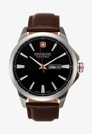 DAY DATE CLASSIC - Zegarek - brown/black