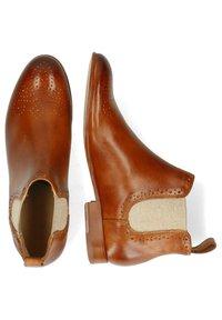 Melvin & Hamilton - SALLY 16 IMOLA - Ankle boots - light brown - 3