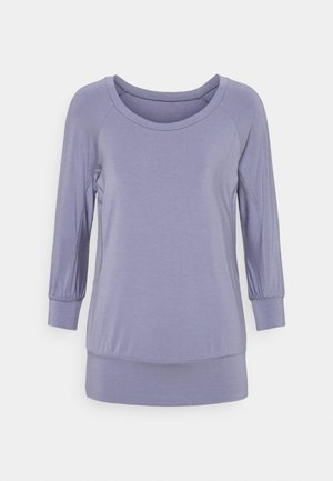 Long sleeved top - new pearl