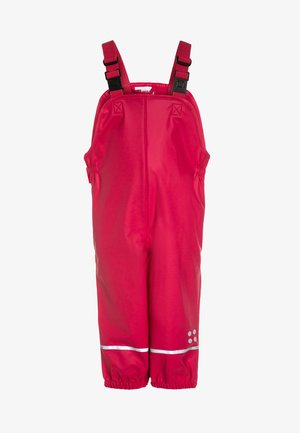 DUPLO PEGGY - Dungarees - red