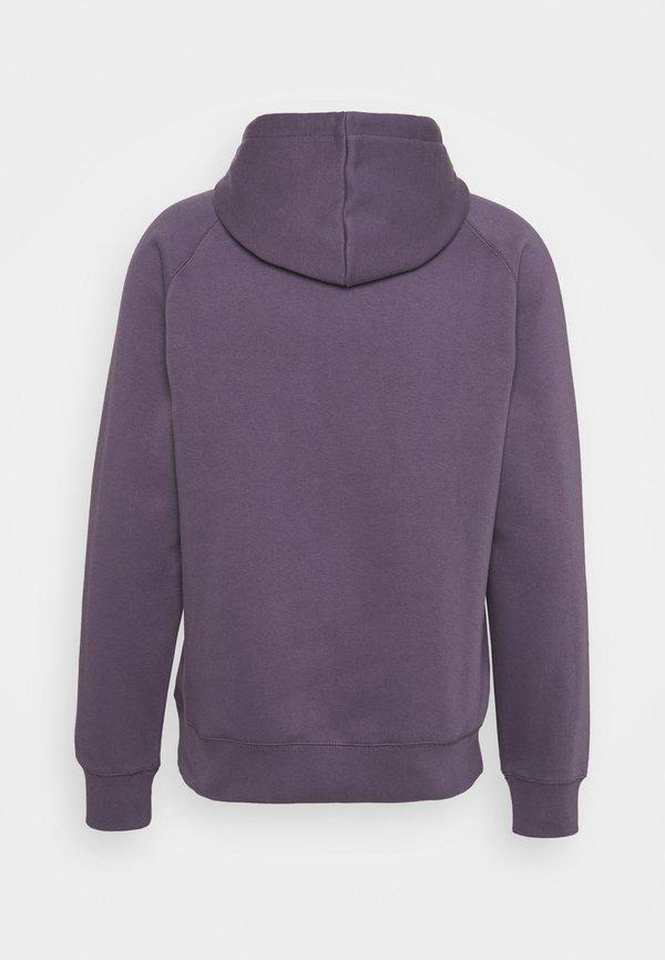 Carhartt WIP HOODED CHASE - Bluza z kapturem - provence/gold/mauve Odzież Męska OZHU