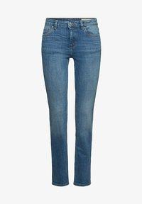 Esprit - Straight leg jeans - blue medium washed - 7