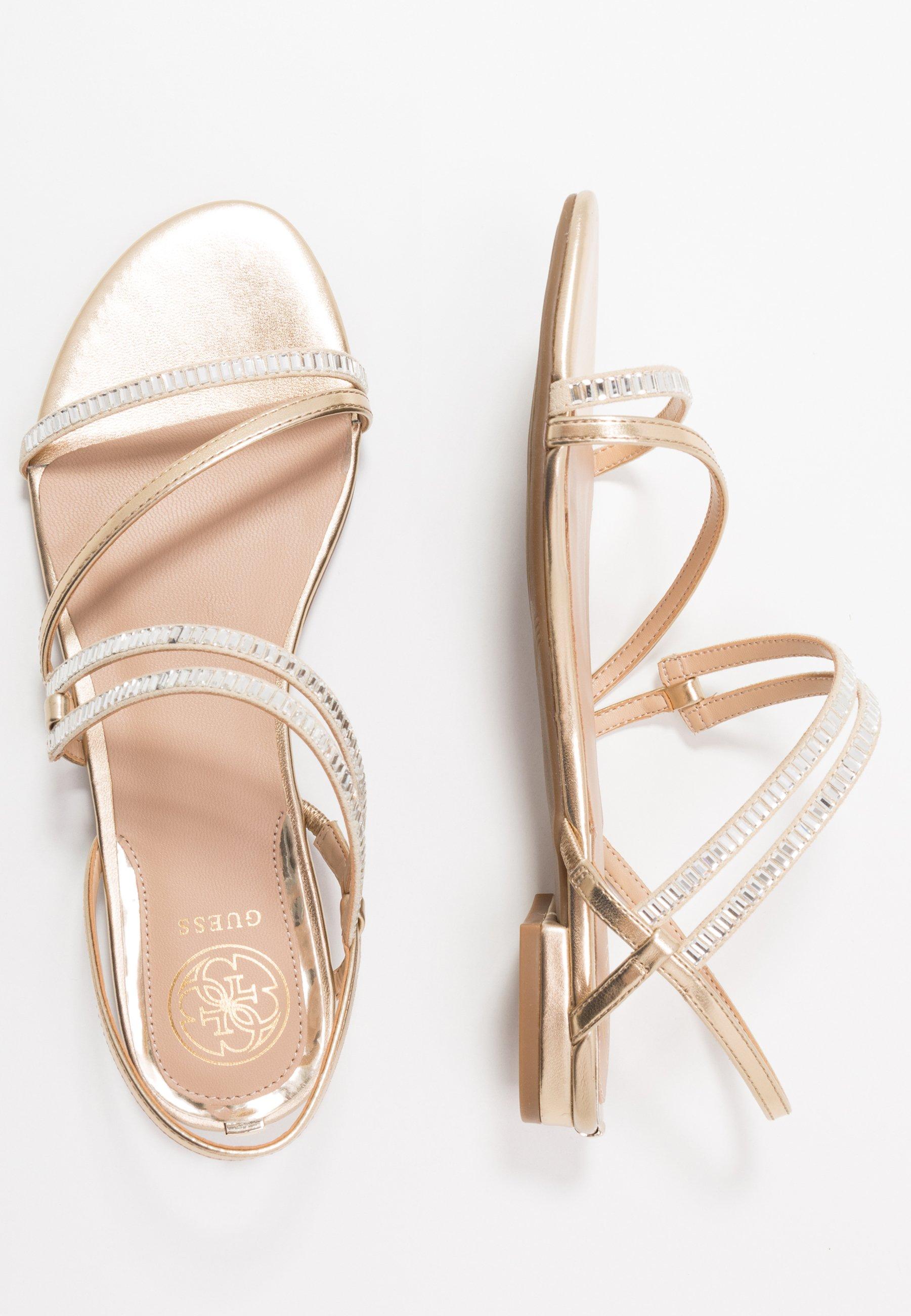 RAVENA Sandaler gold