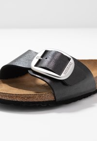 Birkenstock - MADRID BIG BUCKLE - Mules - graceful licorice - 2