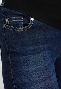 bellybutton - UNTERBAUCHBUND - Jeans Skinny Fit - dark-blue denim - 3