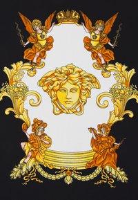 Versace - FOULARD UNISEX - Foulard - black/gold/white - 4