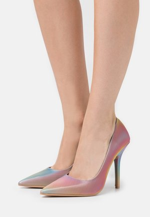 NEONA - High heels - multicolor