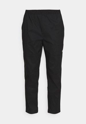 CLASS PANT - Tracksuit bottoms - black
