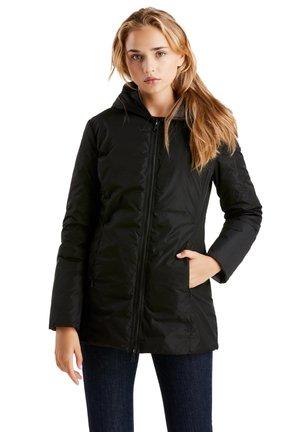 Winter jacket - nero-grigio