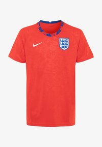 Nike Performance - ENGLAND DRY - Club wear - challenge red/white - 0