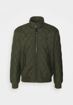 FINE CITY - Light jacket - company olive