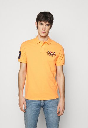 SHORT SLEEVE - Polo shirt - classic peach