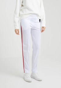 Rossignol - TRACKSUIT PANT - Bukse - white - 0
