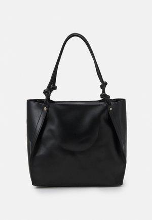 PCFALINA SHOPPER - Velká kabelka - black