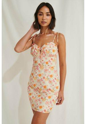 Shift dress - flower print