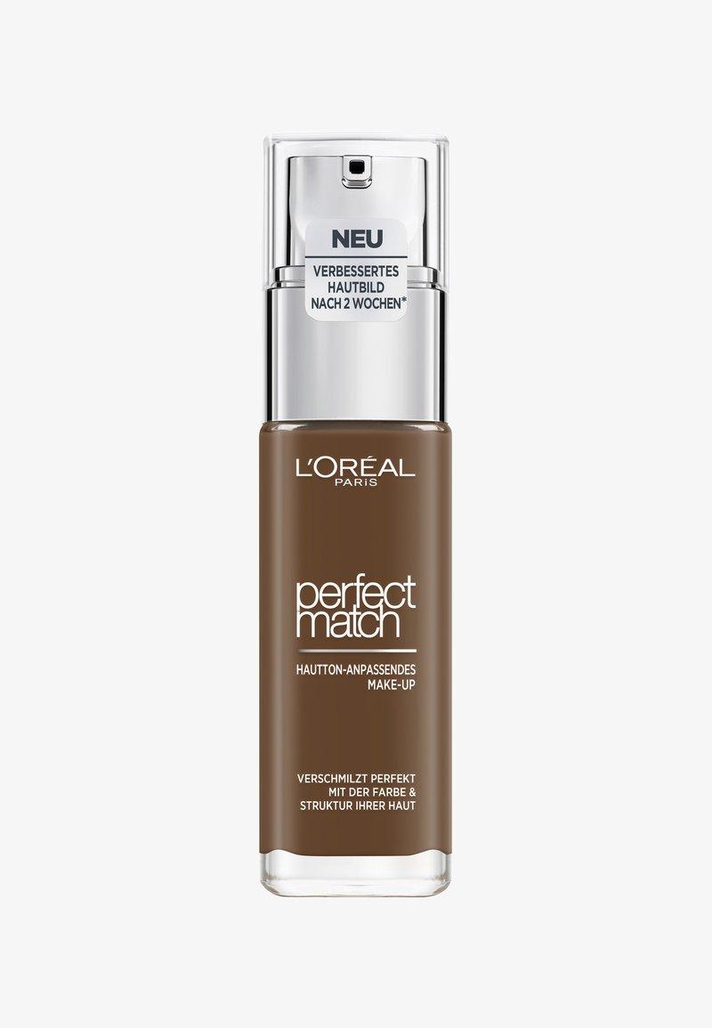 L'Oréal Paris - PERFECT MATCH MAKE-UP - Foundation - 10.R/10.C espresso