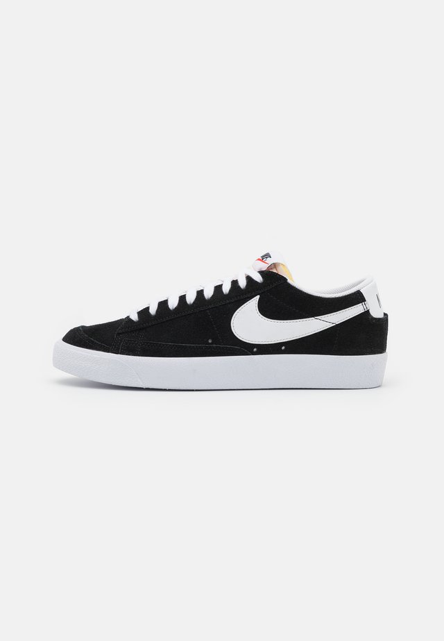 BLAZER '77 - Sneakers laag - black/white/team orange