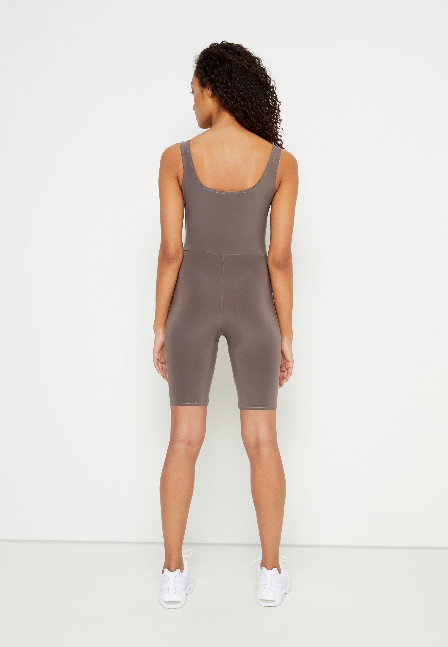 Women SLINKY SCOOP NECK UNITARD - Jumpsuit