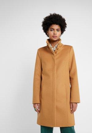 CAPPOTTO COAT - Classic coat - mustard brown