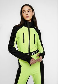 Topshop - SNO NEON STAR - Tuta jumpsuit - yellow - 3