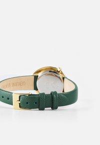 Versus Versace - TORTONA - Hodinky - gold-coloured/green - 1