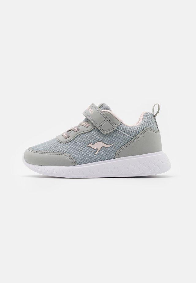 K-ACT RIK  - Sneakers laag - vapor grey/frost pink