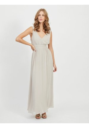 VIMILINA LONG DRESS - Galajurk - dove
