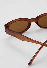 A.Kjærbede - WINNIE - Sunglasses - brown - 2