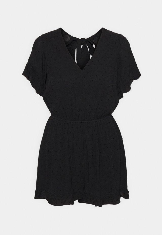 EXCLUSIVE PLAYSUIT - Jumpsuit - black