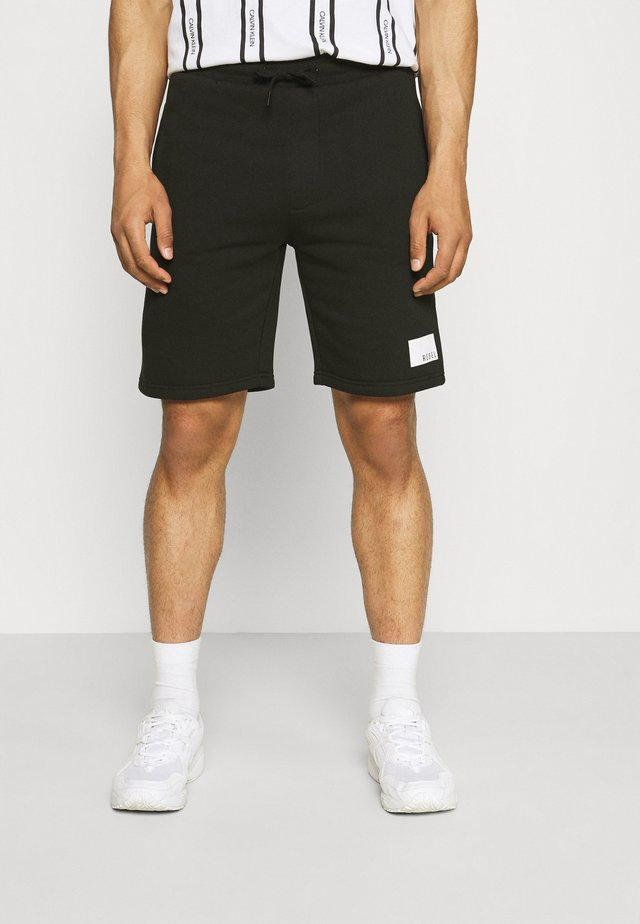 PRAS UNISEX - Shorts - black