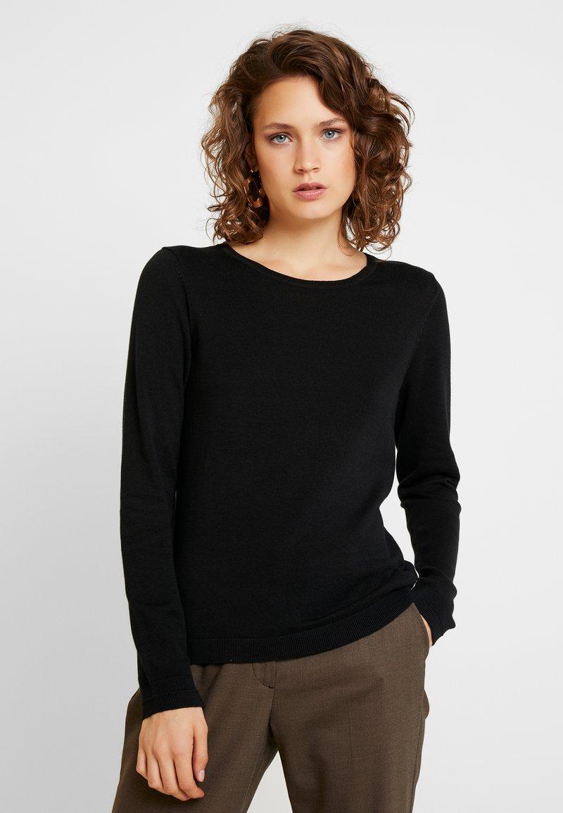 Esprit - Strikkegenser - black
