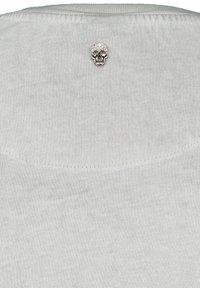 Key Largo - MT PREDATOR - Print T-shirt - light grey - 2