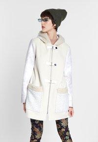 Desigual - BJORN - Cappotto corto - white - 0