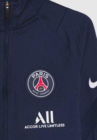 Nike Performance - PARIS ST GERMAIN - Club wear - midnight navy/white - 4