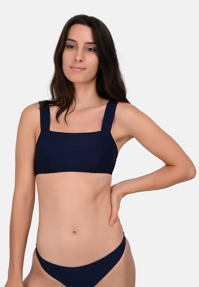 ANJA II  - Haut de bikini - navy blue