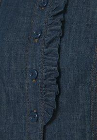 See by Chloé - Denimové šaty - denim blue - 8