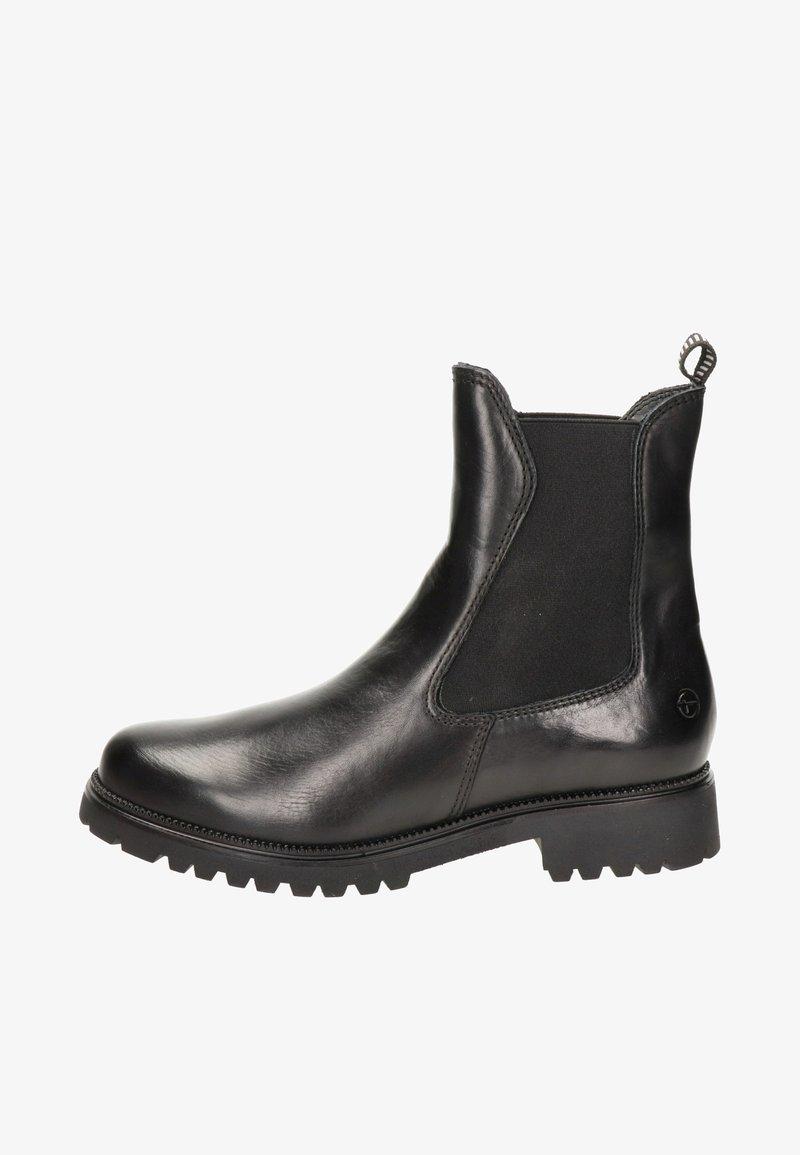 Tamaris - Ankle boots - schwarz