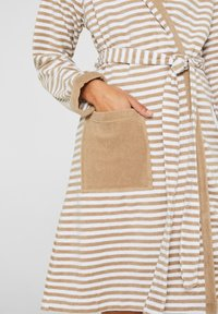 Esprit - Dressing gown - light brown - 3