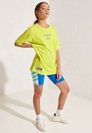 Print T-shirt - citrus zest